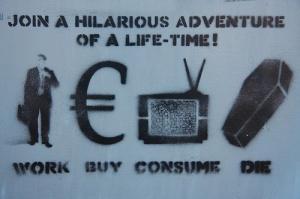 Work buy consume
